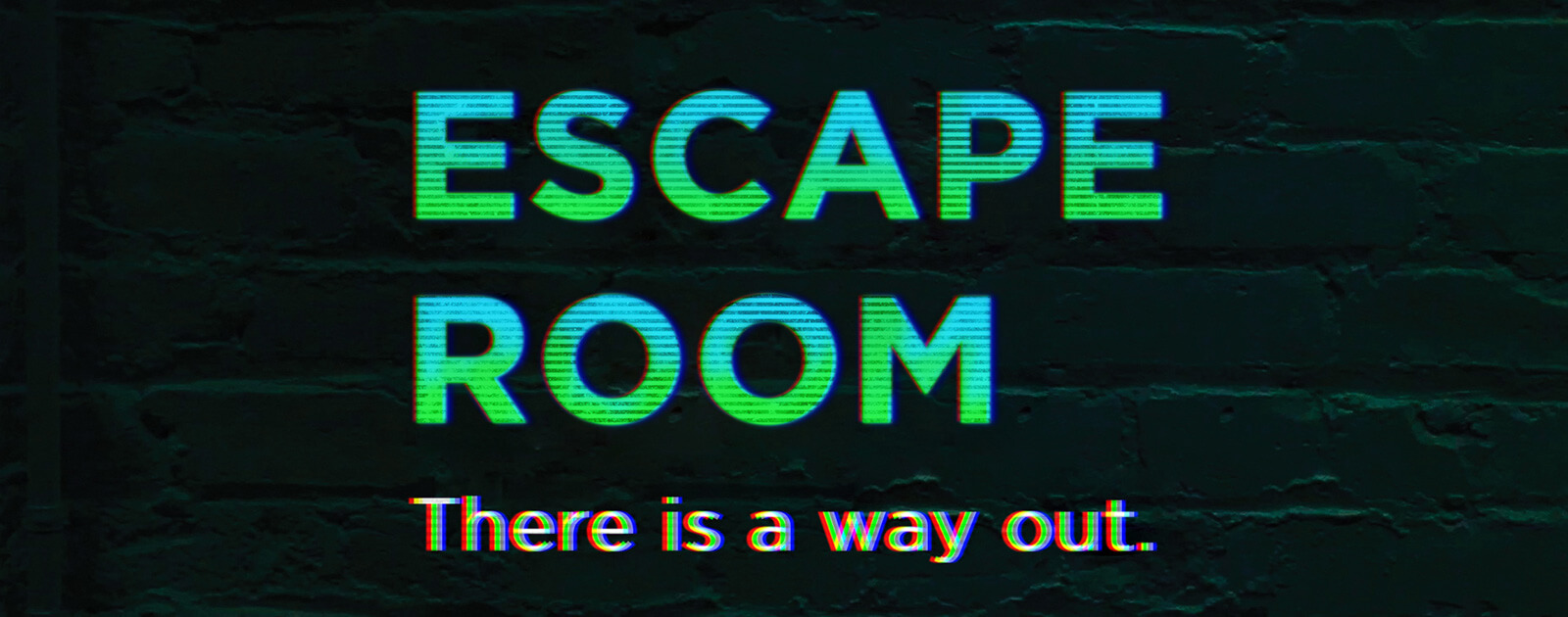 Escape Room: there is a way out