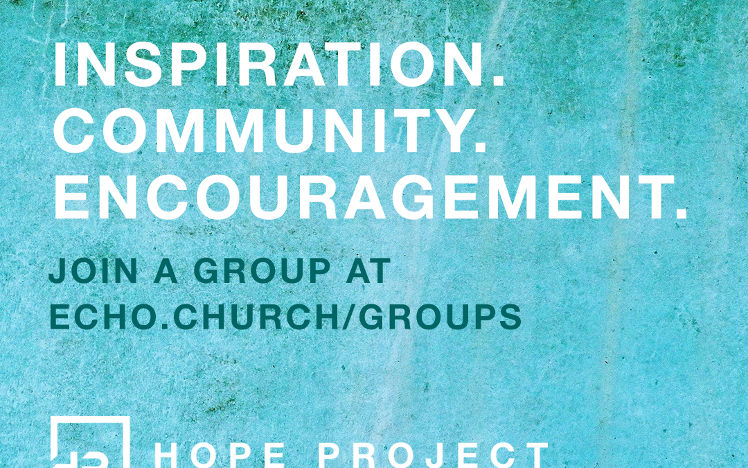 Invite others to join the Hope Project!