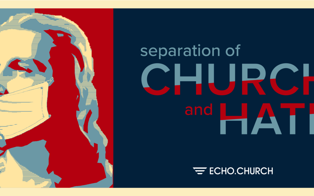 Simple Ways to Invite Others to the Separation of Church & Hate Series