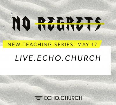 Echo Church_NO REGRETS_Concept_SQUARE_Promo