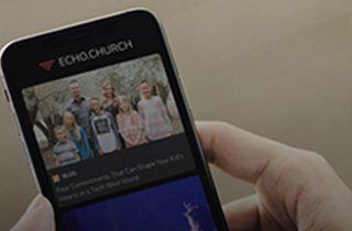 echo app